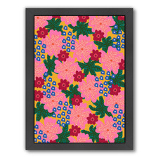 Plant Flowers Printed Wall Art
