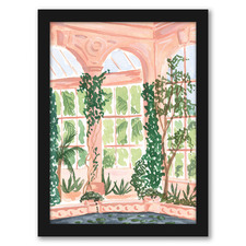 Botanical Gardens Printed Wall Art