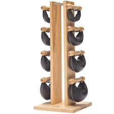 9 Piece Nohrd Wooden Swing Tower Set