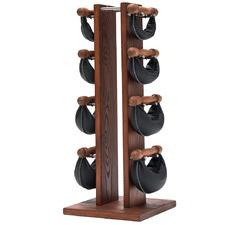 9 Piece Nohrd Wooden Swing Tower Set