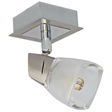 Quartz LED Single Spotlight