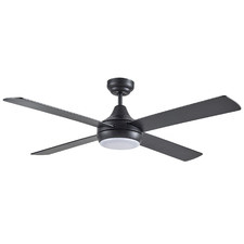 Link 4 Blade AC Ceiling Fan with 15W CCT LED