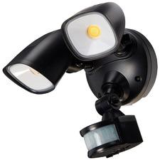 Ranger Outdoor Double Spotlight with Sensor