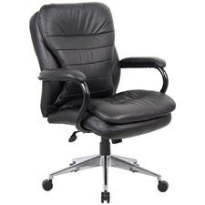 Titan Medium Chair in Black