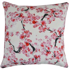 Cherry Blossom Cotton Cushion