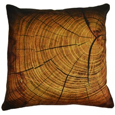 Log Cotton Cushion