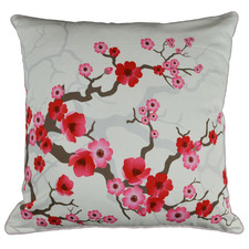 Cherry Blossom Kim Cotton Cushion