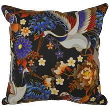 Multi-Coloured Heisdan Cotton Cushion