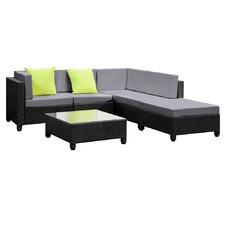 Kingscliff 5 Seater Outdoor Lounge Set