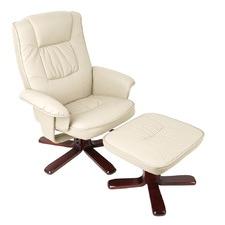 Quinn PU Leather Lounge Chair