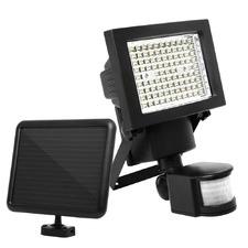 LED Motion Detection Solar Sensor Security Garden Flood Light