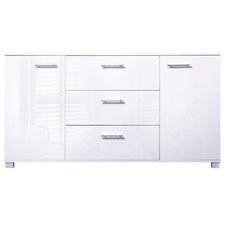 Sierra Coated Sideboard Cabinet