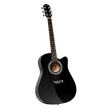 "41"" Steel-Stringed Acoustic Guitar"