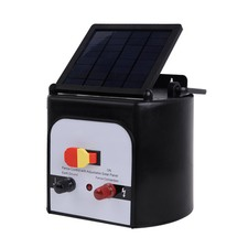 Solar Electric Fence Energiser