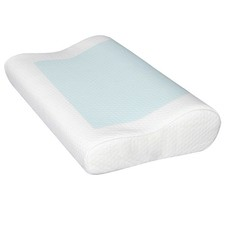 Cool Gel Top Very Firm Memory Foam Pillow (Set of 2)
