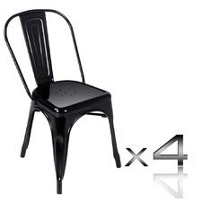 Replica Tolix Dining Chair (Set of 4)