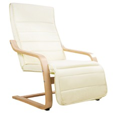 Ashley Bentwood Adjustable Recliner Armchair