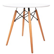Eames Replica Eiffel Modern Dining Table