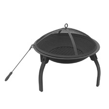 Portable Foldable Outdoor Fire Pit Fireplace