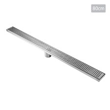 Square Stainless Steel Shower Grate Drain Floor