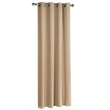 140cm Eyelet Blockout Curtains (Set of 2)