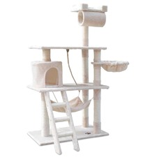 141cm Cat Tree House Condo