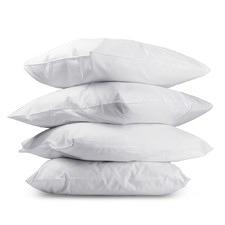 Firm & Medium Pillows (Set of 4)
