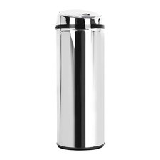 Medium Stainless Steel Motion Sensor Rubbish Bin
