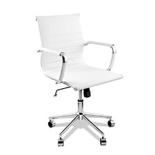 Eames Replica PU Leather Designer Office Chair