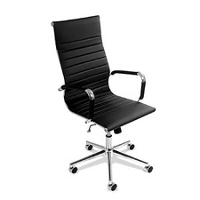 Eames Replica PU Leather Executive Computer Office Chair
