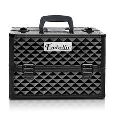 Diamond Portable Beauty Make Up Case