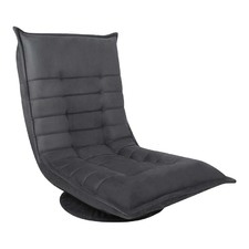 Charcoal Single Size Lounge Chair