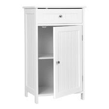 Drawer & Shelf Storage Cabinet