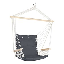 Grey Hammock Swing Chair