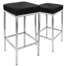 Taylor Contemporary Barstools (Set of 2)