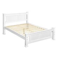 Cadiz Double Pine Wood Bed Frame