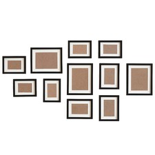 11 Piece Photo Frame Set