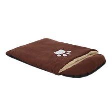 Fleece Cave Pet Bed