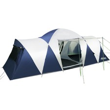 Navy & Grey Weisshorn Dome Camping Tent