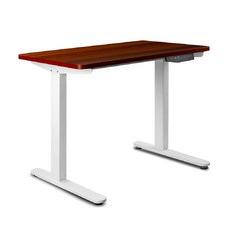 140cm Motorised Height Adjustable Sit Stand Desk