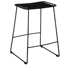 Black Bilbo Outdoor Barstool