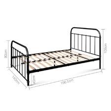 Sienna Metal Bed Frame
