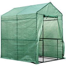 Walk-In All Weather Greenhouse