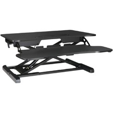 X-Shape Height Adjustable Standing Desk Riser