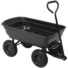 75L Garden Dump Cart