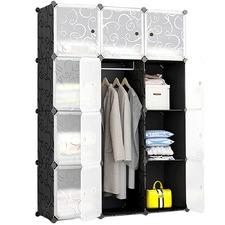 Lightweight Storage Cabinet & Wardrobe