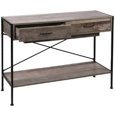 Martin Wooden Hallway Console Table