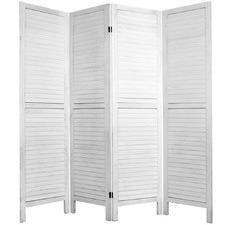 4 Panel Celine Timber Room Divider