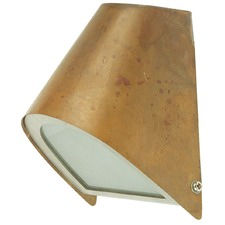 Copper Friuli Stainless Steel Wall Light