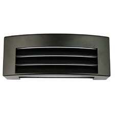 Visor Exterior Bulkhead Light in Tex Black